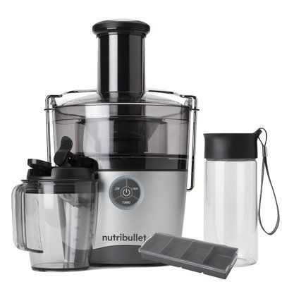 NutriBullet 01558 Juicer Pro - Silver