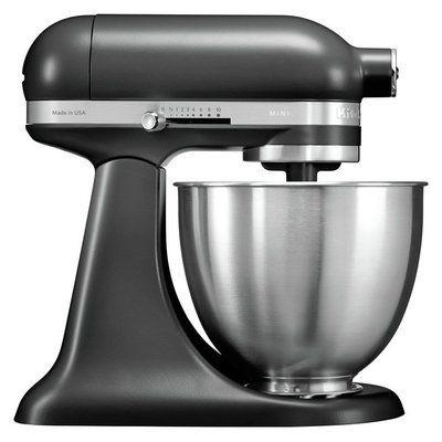 KitchenAid Artisan Mini 5KSM3311XBBM Stand Mixer - Black Matte