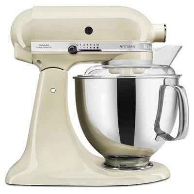 KitchenAid Artisan 5KSM175PSBAC Stand Mixer - Almond Cream