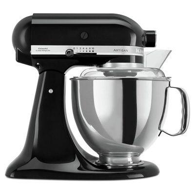 KitchenAid Artisan 5KSM175PSBMY Stand Mixer - Onyx Black