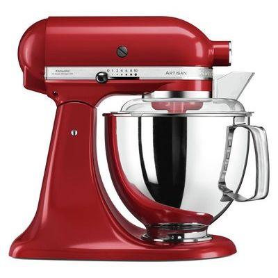 KitchenAid Artisan 5KSM175PSBER Stand Mixer - Empire Red