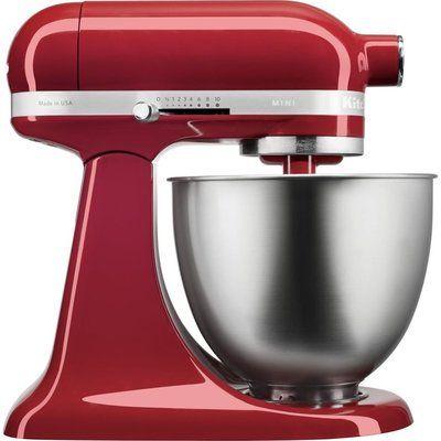 KitchenAid Artisan Mini 5KSM3311XBER Stand Mixer - Empire Red