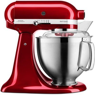 KitchenAid Artisan 5KSM185PSBCA Stand Mixer - Candy Apple