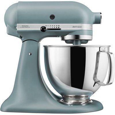 KitchenAid Artisan 5KSM175PSBMF Stand Mixer - Matte Fog Blue