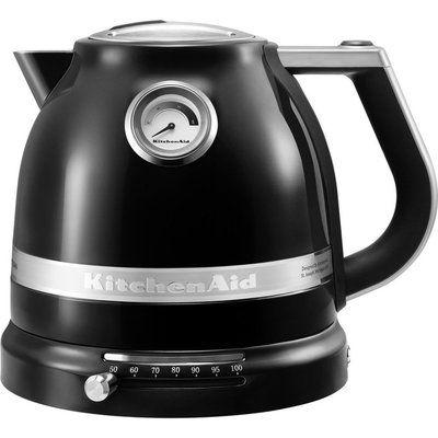 KitchenAid Artisan 5KEK1522BOB Traditional Kettle - Onyx Black