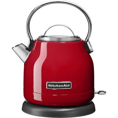 KitchenAid 5KEK1222BER Traditional Kettle - Empire Red