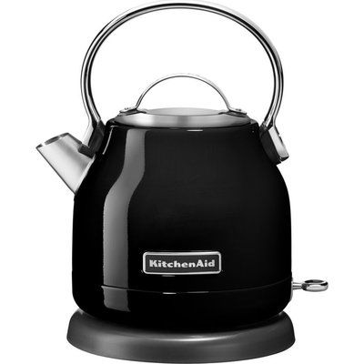 KitchenAid 5KEK1222BOB Traditional Kettle - Onyx Black