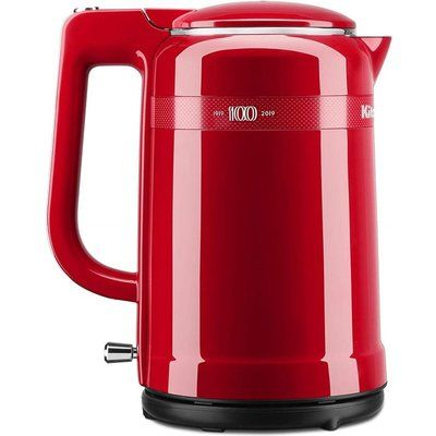 KitchenAid 100 Year Queen of Hearts Collection 5KEK1565HBSD Jug Kettle - Red
