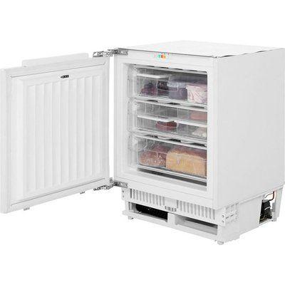 Amica UZ130.3 Integrated Under Counter Freezer