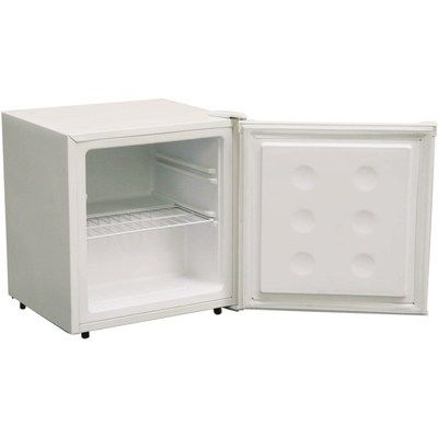 Amica FZ0413 38 Litre Freestanding Table Top Freezer A+ Energy Rating 48cm Wide - White