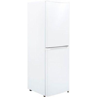 Amica FK1984 195 Litre Freestanding Fridge Freezer 50/50 Split A+ Energy Rating 50cm Wide - White