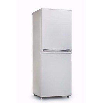 Amica FK1964 153 Litre Freestanding Fridge Freezer 50/50 Split A+ Energy Rating 50cm Wide - White