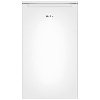 Amica FZ096.4 60 Litre Freestanding Under Counter Freezer A+ Energy Rating 48cm Wide - White