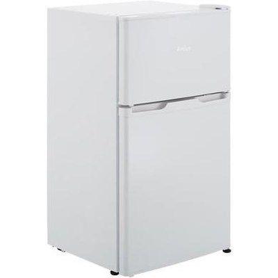 Amica FD1714 71 Litre Freestanding Fridge Freezer 20/80 Split A+ Energy Rating 48cm Wide - White