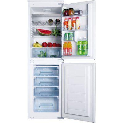 Amica BK296.3FA Integrated Fridge Freezer - White