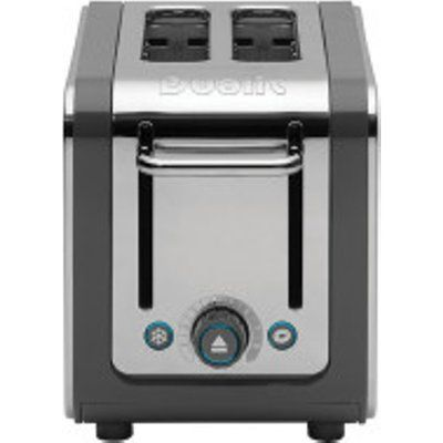 Dualit 26526 Architect Range 2 Slot Toaster in Grey
