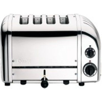 Dualit 40378 2200W 4 Slice Wide Slot Toaster