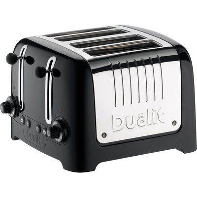 Dualit DL4B 4-Slice Toaster - Black