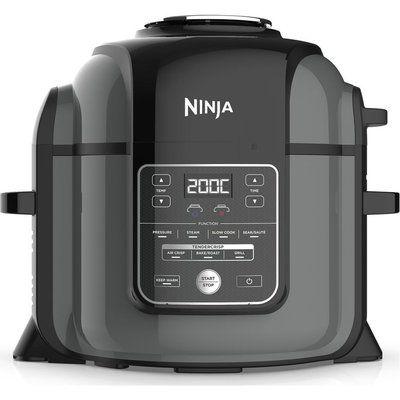 Ninja Foodi OP450UK Multi Pressure Cooker & Air Fryer - Black