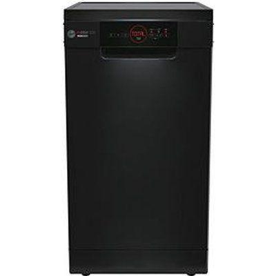 Hoover HDPH 2D1049B 10 Place Slimline Dishwasher - Black