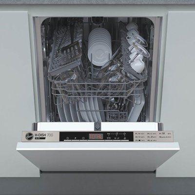 Hoover HDIH2T1047 Fully Integrated Slimline Dishwasher