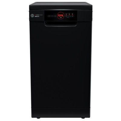 Hoover HDPH 2D1049B-80 Slim Dishwasher - Black