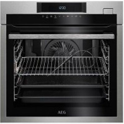 AEG SteamCrisp BSE774320M Electric Single Built-In Oven