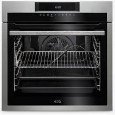AEG SenseCook BPE642020M Electric Oven - Stainless Steel