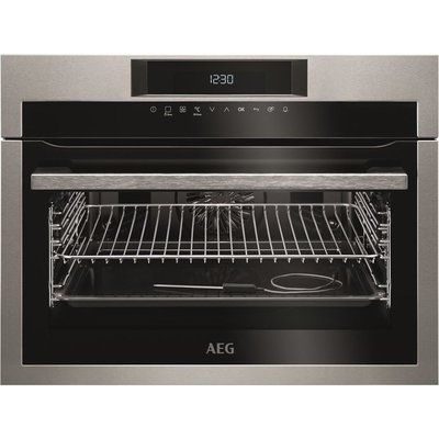 AEG KPE742220M Electric Oven - Stainless Steel