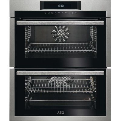 AEG DUE731110M Electric Oven - Stainless Steel