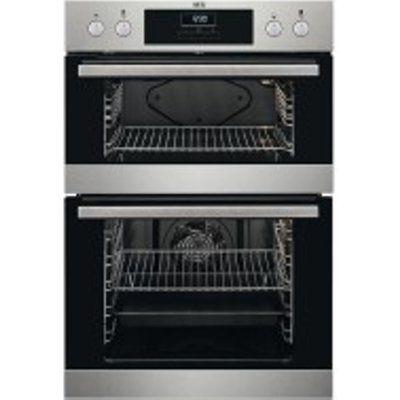 AEG DEB331010M Multifunction Built-In Double Oven