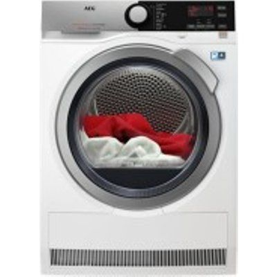 AEG T8DEE845R 8kg Heat Pump Condenser Tumble Dryer