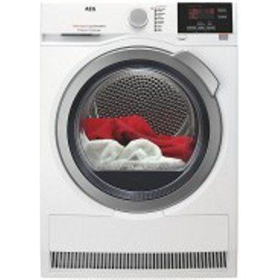 AEG T6DBG822N 8kg Condenser Tumble Dryer with Sensor Drying