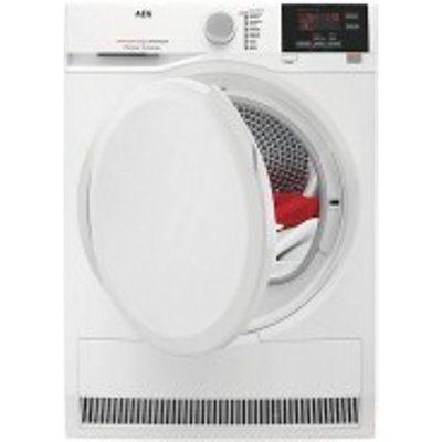 AEG T6DBG720N 7kg Load Condenser Tumble Dryer - White