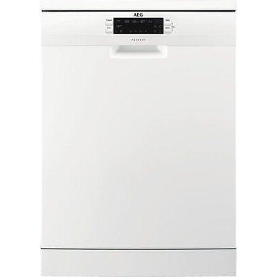 AEG FFE62620PW Full-size Dishwasher - White