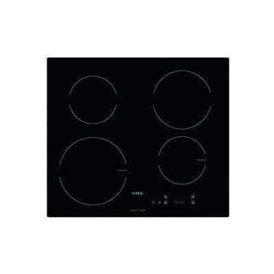 AEG HK604200IB 59cm Touch Control Four Zone Induction Hob
