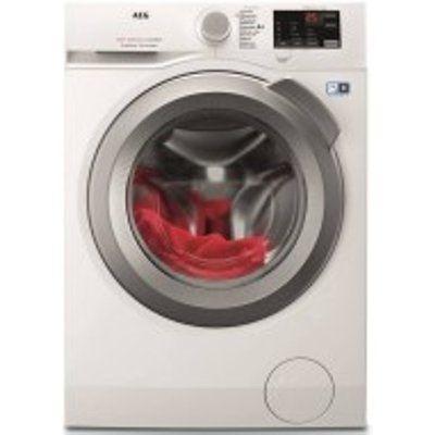 AEG L6FBI842N 8kg 1400rpm ProSense Washing Machine