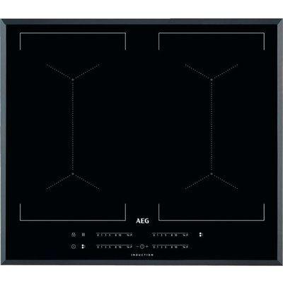 AEG IKE64450FB Electric Induction Hob - Black
