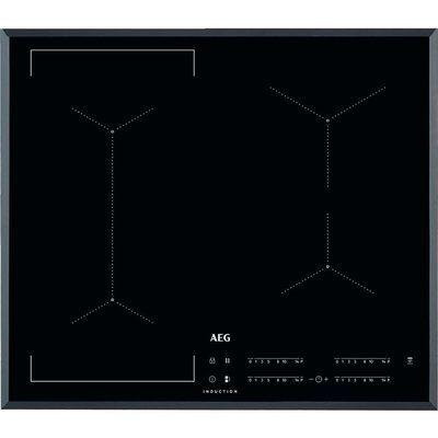 AEG IKE64441FB Electric Induction Hob - Black
