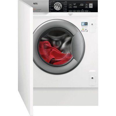 AEG Series 8 L7FC8432BI Integrated 8 kg 1400 Spin Washing Machine