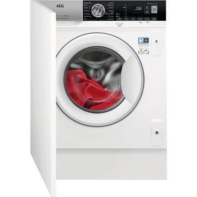 AEG 7000 Series L7WE7631BI Integrated 7 kg Washer Dryer