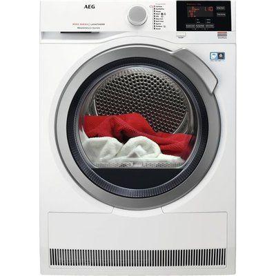 AEG AbsoluteCare Technology T8DBG942R 9Kg Heat Pump Tumble Dryer