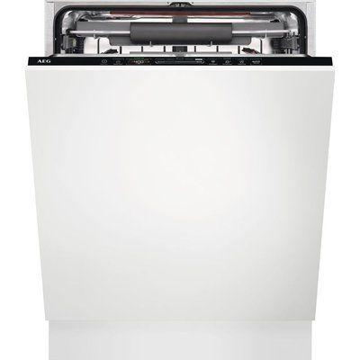 AEG ComfortLift FSS62807P Full-size Fully Integrated Dishwasher