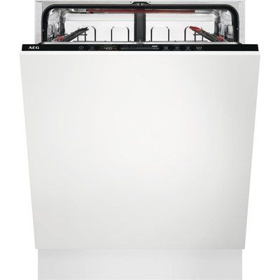 AEG AirDry Technology FSS63607P Full-size Fully Integrated Dishwasher