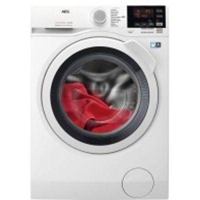AEG L7WEG841R 8kg Wash 4kg Dry Washer Dryer - White