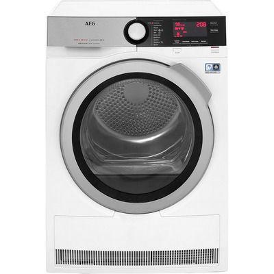 AEG AbsoluteCare Technology T8DEC946R 9Kg Heat Pump Tumble Dryer