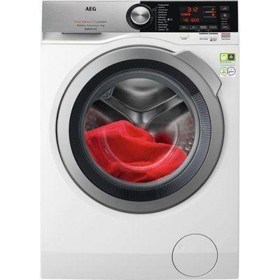 AEG L8FEC966CA 8000 Series 9kg 1600rpm Freestanding Washing Machine - White
