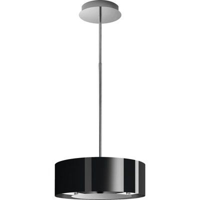AEG DLE0431B Designer 50cm Island Hood - Black