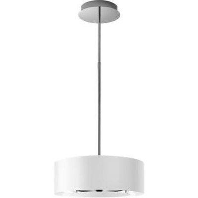 AEG DLE0431W Designer 50cm Island Hood - White