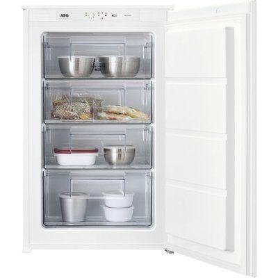 AEG ABE688E1LS Integrated Upright Freezer